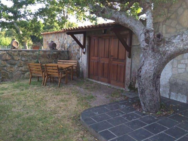 La Guardia Pontevedra - Tomiño - Rumah