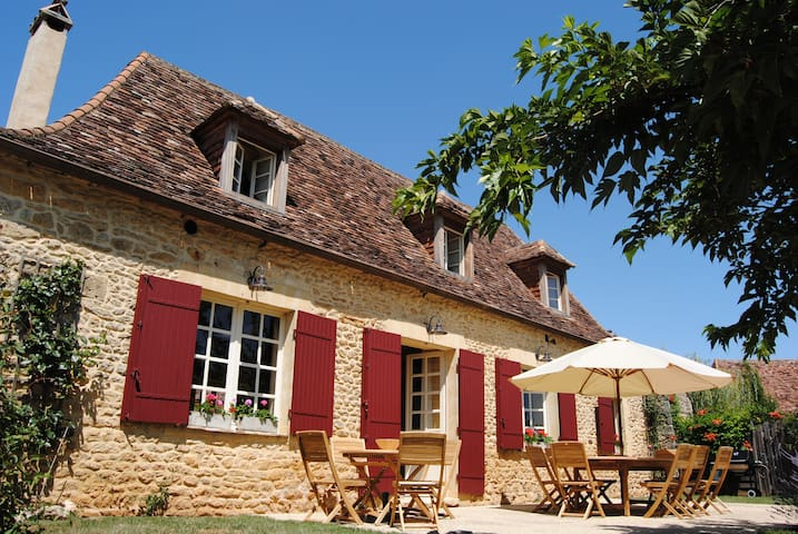 La maison du Lauzier au Domaine des Fargues