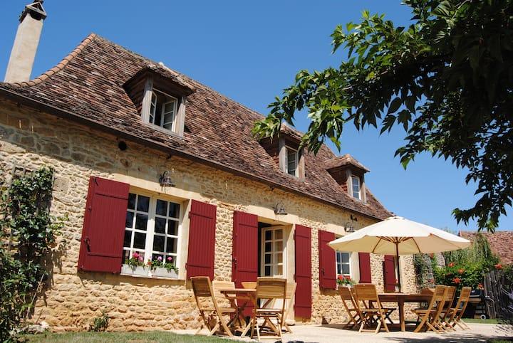 Le Lauzier, maison au Domaine des Fargues