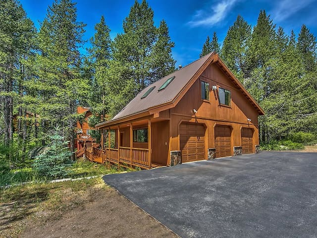 Creekside Mountain Hideaway - Truckee - Lägenhet