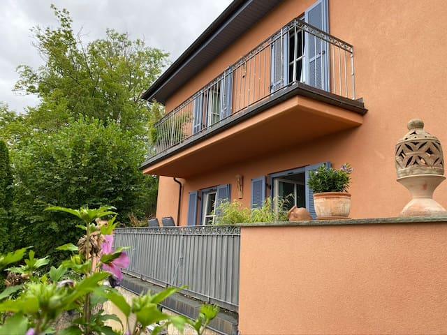 Gemütliches Domizil über den Dächern von Jena