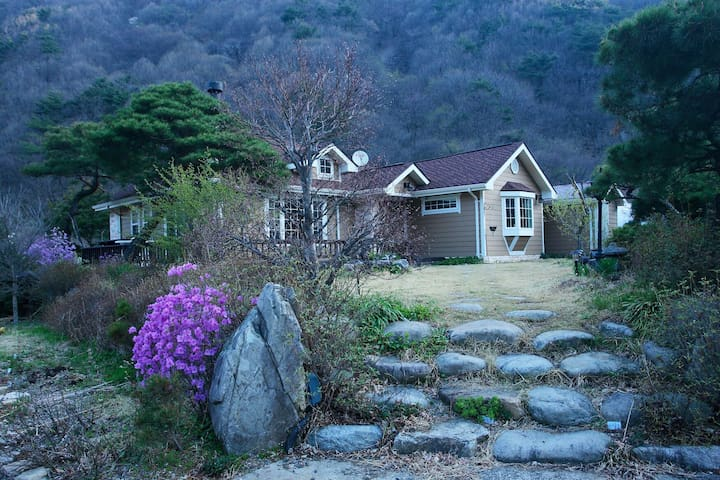 GakyeonJae - Beauty of mid-Korea - 괴산군 - Casa de campo
