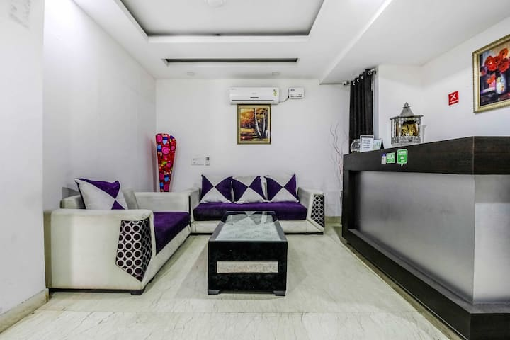Airbnb Modern Amenties room/Casia MArg/Gurgaon