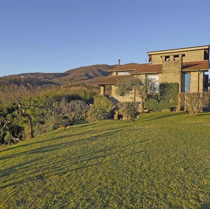 Villa Giorgia : il lusso della semplicità