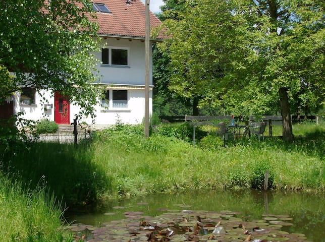 Little Paradise in the nature - Pürgen - Flat