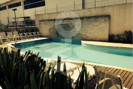 quarto em apartamento 1 m. trolebus - São Bernardo do Campo - Apartamento