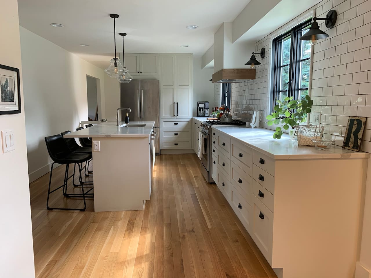 Remodeled Kitchen - perfect for entertaining