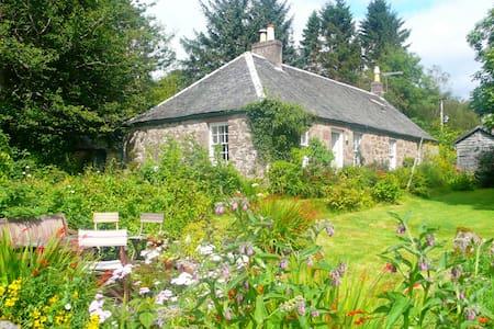 Cottage mit Seeblick Loch Lomond - Drymen - Haus