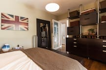 Tranquility-Master Bed and Office in the Kingsway