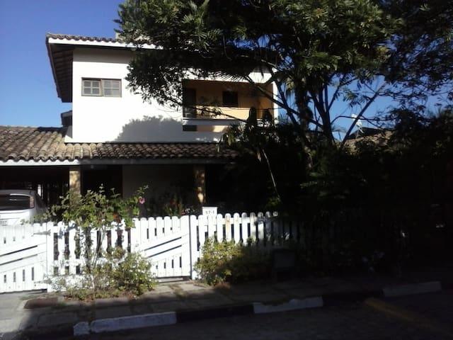 Casa na melhor praia em Stela Mares - Salvador - Huis