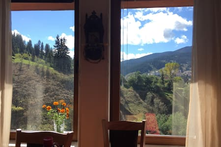 New, sunny with amazing view - Chepelare
