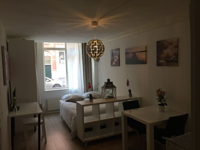 Private studio with bathroom - Rotterdam - Lägenhet