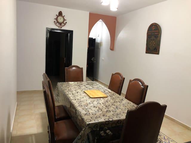 Location pour famille au Centre Marina Saidia