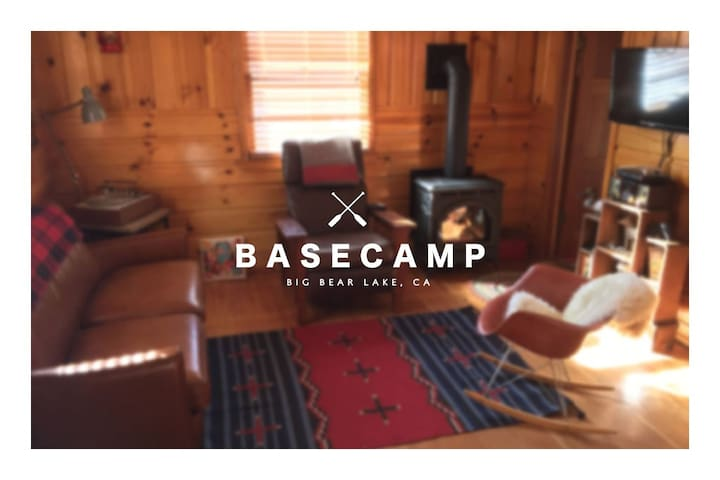 BASECAMP + BIG BEAR LAKE + CABIN - Big Bear Lake