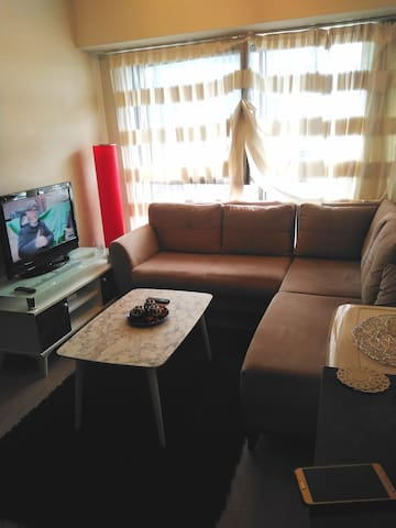 CLEAN and COZY 5 MİNUTES TO ATATURK AİRPORT