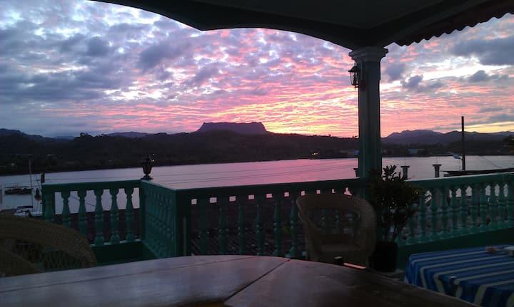 CASA-LAMARINA SraTARCY #1 Sea and yunque view