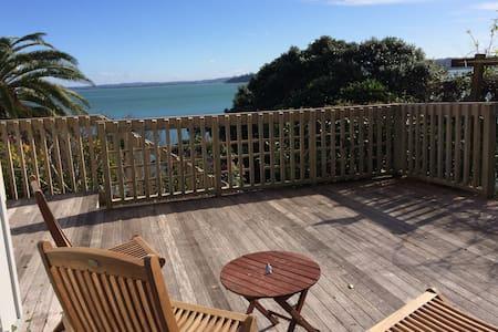 Close to city, beautiful sea views - Auckland - Flat