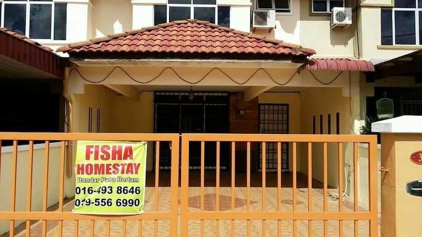 FISHA Homestay  - Kepala Batas - House