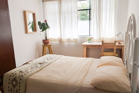 A Peaceful Room in Cuenca