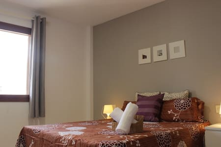 BALCONY ROOM WIFI+BREAKFAST - 阿尔库迪亚 - 公寓