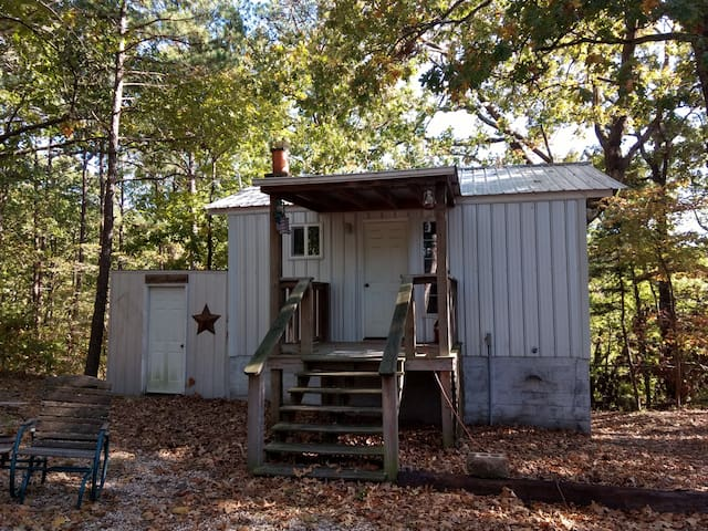 Lakeside Tiny House/ Country Cabin with Basement