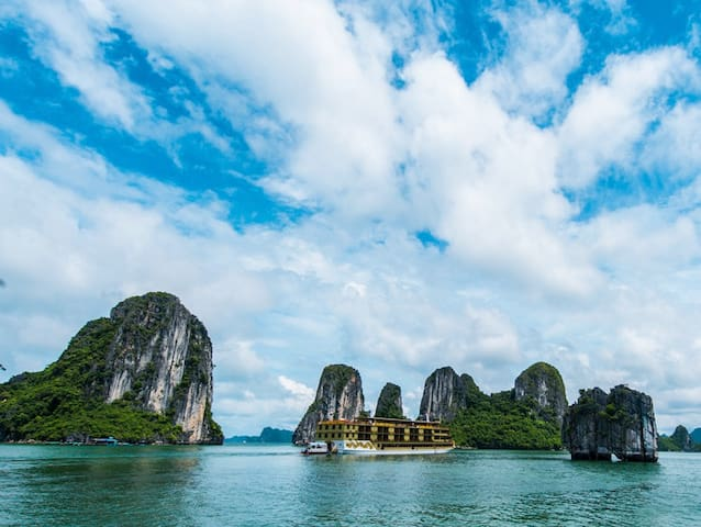 1 Day Halong Bay Cruise - Hanoi - Boot