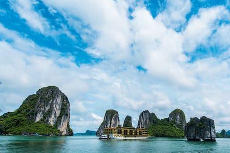 1 Day Halong Bay Cruise - Hanoi