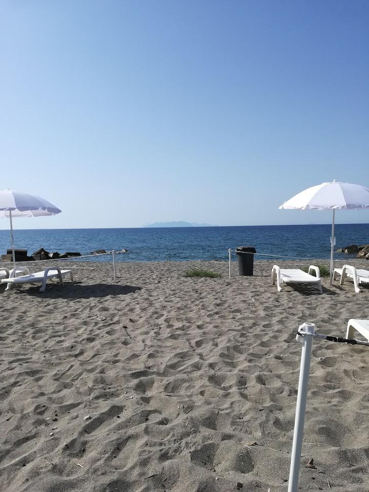 Tenda Sweet Cocò 2 Pax in Villaggio su spiaggia