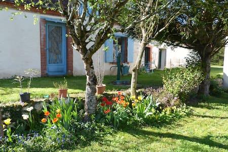 """Sologne, """"studio"""" dans hameau calme - Gièvres - Huis"""