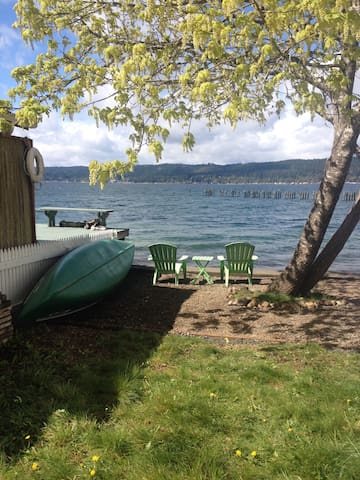 Peaceful Hood Canal Get-a-Way - Tahuya