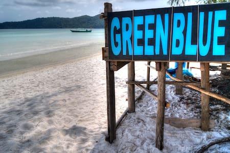 GreenBlue Beach Bungalows - Hut