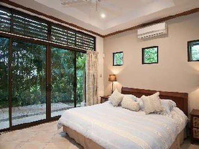 Lower Streetside Bedroom Suite
