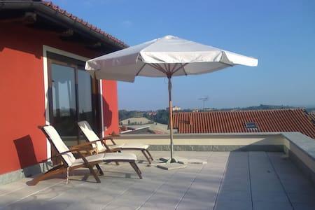 La casa sulla collina - Pavarolo - Villa