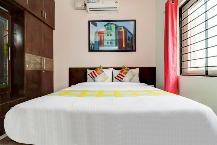 OYO 1BR Home, away from home in Bengaluru