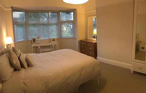 Beautiful private double room