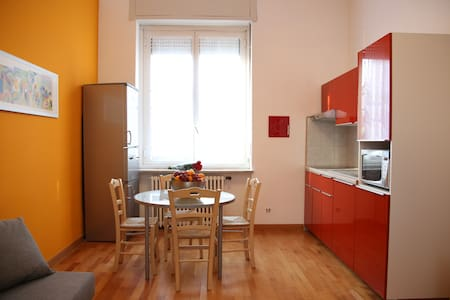 Independent Villa Studio In Expo area - Milano - Apartment