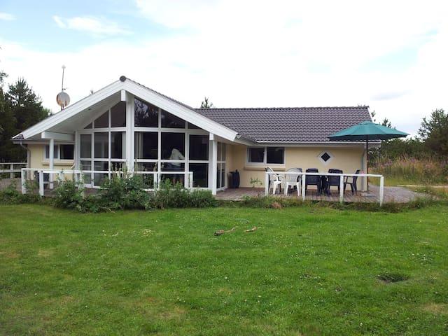 Nordsee Ringkøbing SøndervigDK Spa - Ringkobing - Cottage
