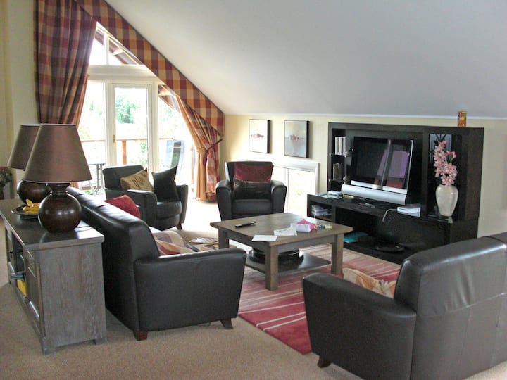 5*, 3 Bed Luxury Lodge, The Carrick, Loch Lomond