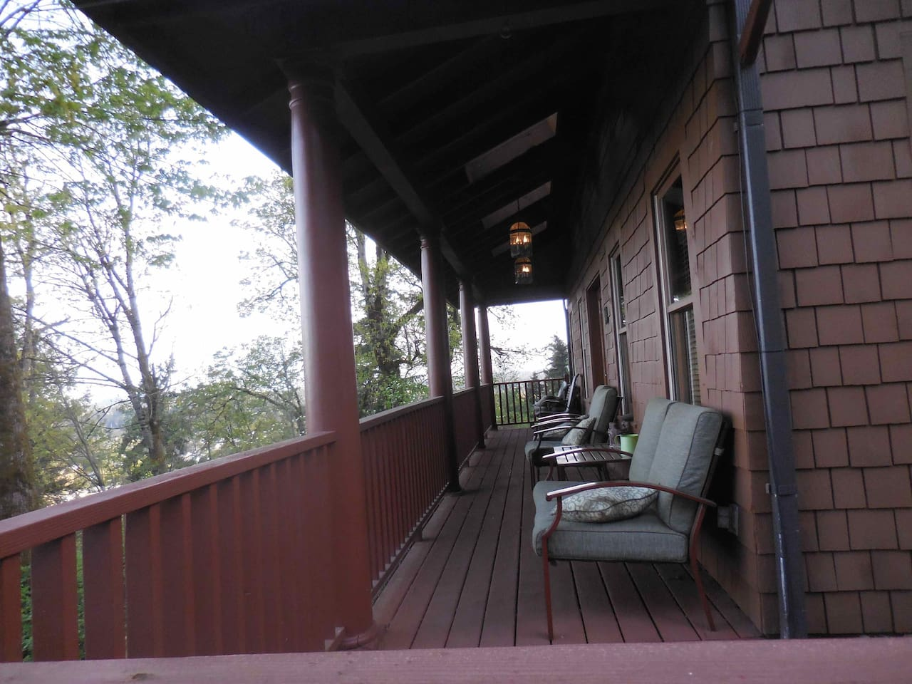 Home Shared Spaces: Front Porch