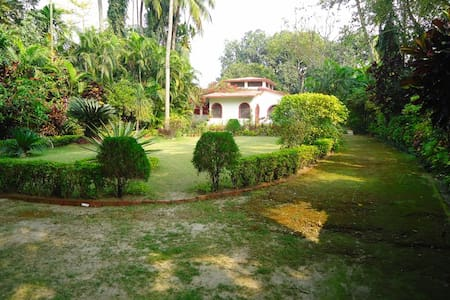 Mitra Villa-An English Cottage.