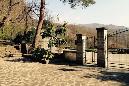 Splendida casa tra Bibbiena e La Verna. - Bibbiena Arezzo