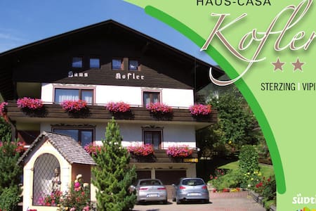 Affordable rooms in the center B&B - Sterzing