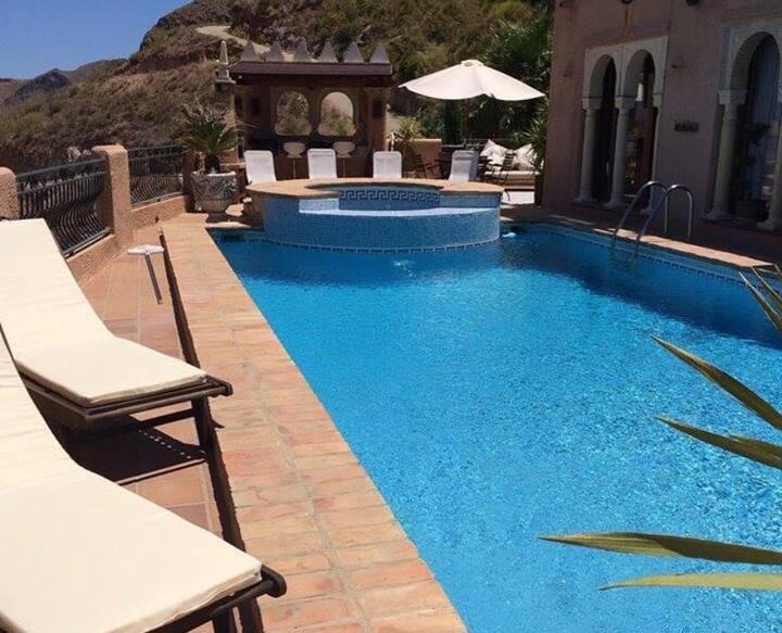 Luxury Villa with stunning views