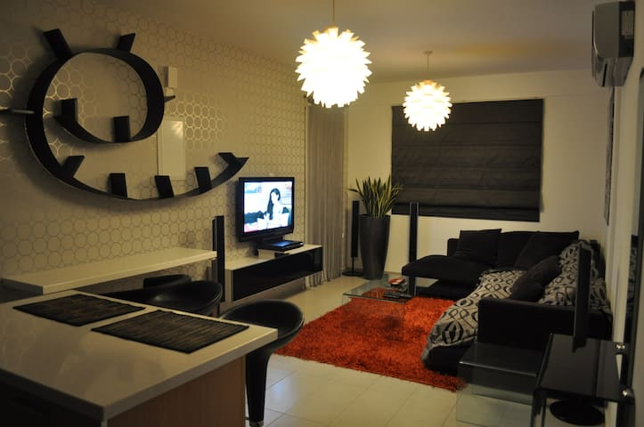 Modern Apartment - ลิมาสโซล - อพาร์ทเมนท์