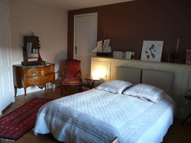 Chambre d'hôte dans une jolie magnanerie - Laudun-l'Ardoise
