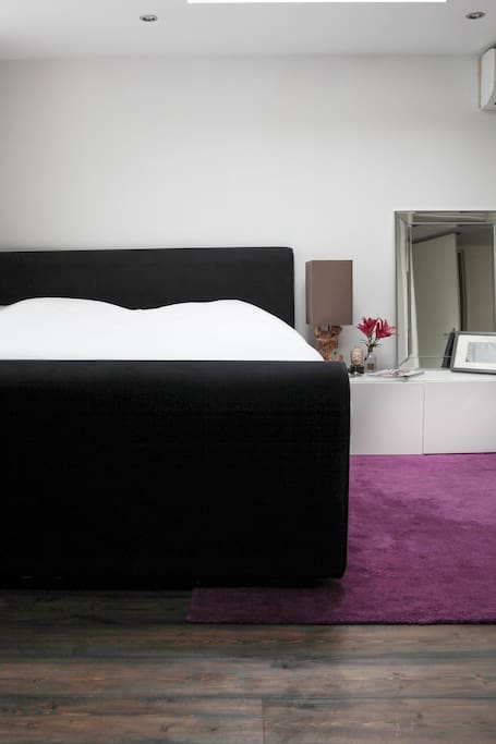 The 180x200 bed