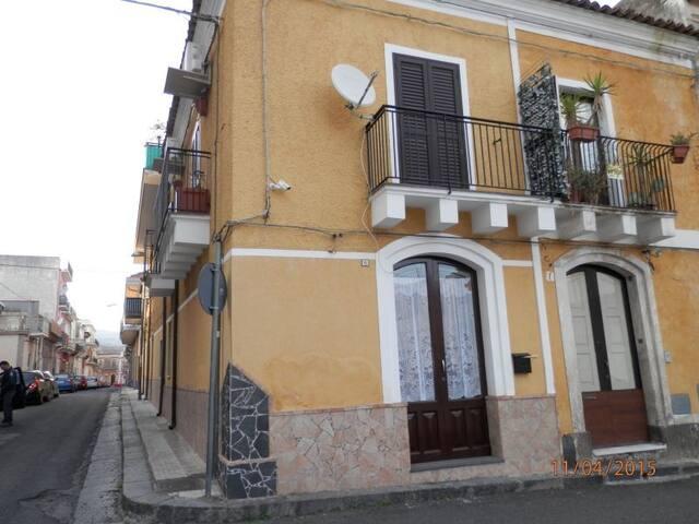 Casa Giarre tra Mare e Montagna - Giarre - House