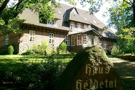 Haus Heidetal-Doppelzimmer - Bed & Breakfast