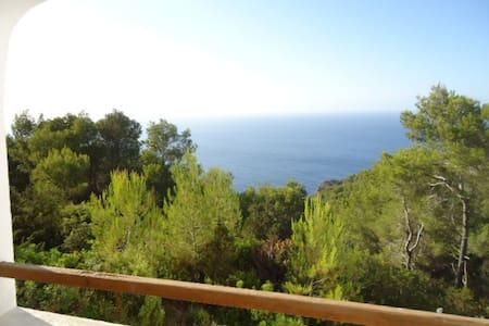 A Balcony to the Medierranean Sea - St Joan de Labritja - Talo