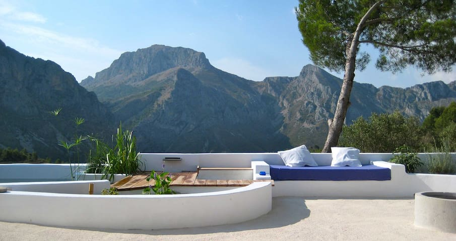 Mountain paradise - Alacant - House